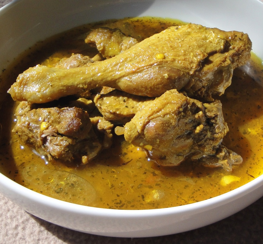 recipe: trinidad curry chicken coconut milk [12]